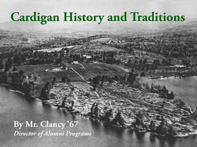 Cardigan History & Traditions