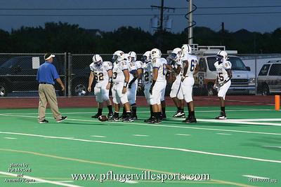 Pflugerville Panthers vs. Leander Lions, August 30, 2008