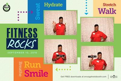 Fitness Rocks (prints)