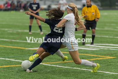 Girls Soccer: JEB Stuart vs. Broad Run 6.3.15 (by Chas Sumser)
