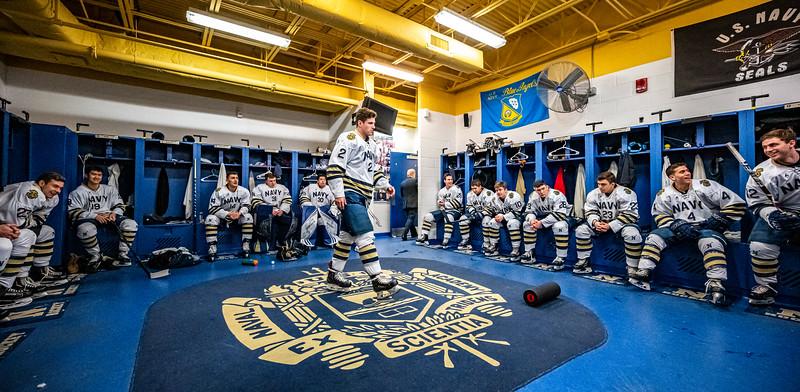 NAVY Men's Ice Hockey vs Drexel - ECHA Tournament Championship