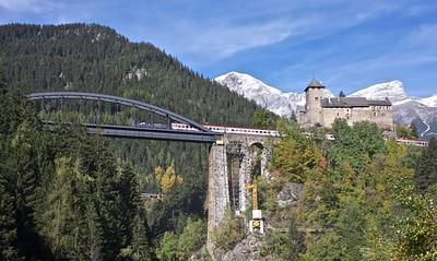 2013-10 Arlbergbahn