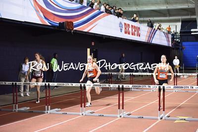 60m Hurdles Pentathlon Women