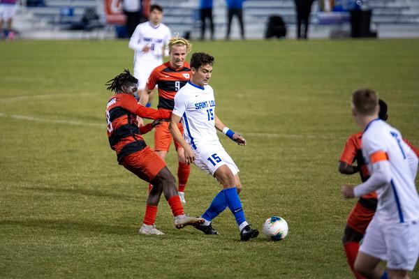 Men's Soccer: SLU vs Dayton