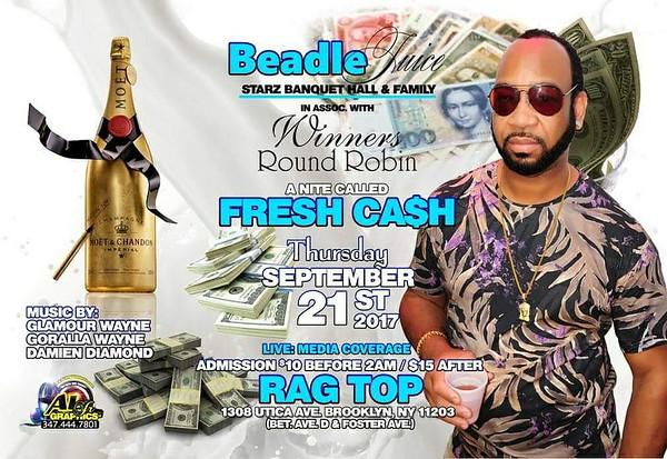 "BEAGLE JUICE ""WINNERS ROUND ROBIN / FRESH CASH""(0)"