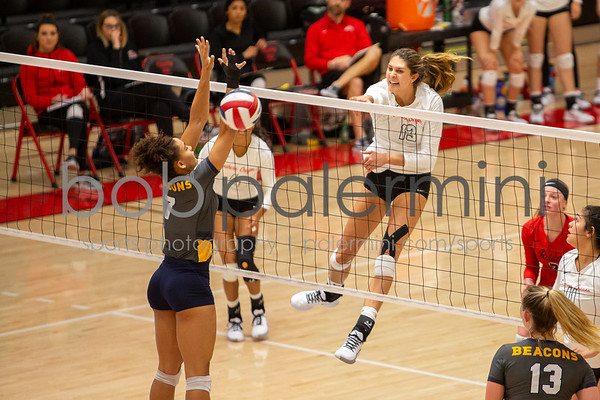 SOU Volleyball 11-15-19