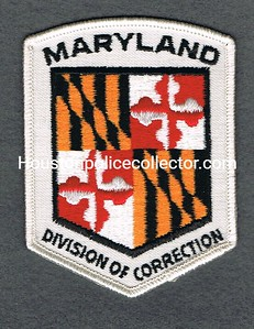 Maryland Div of Correction