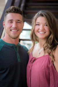 Hailey & Mitchell