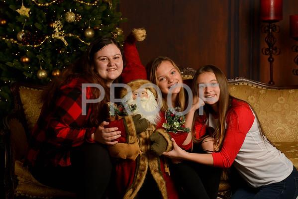 Simmons family - Christmas