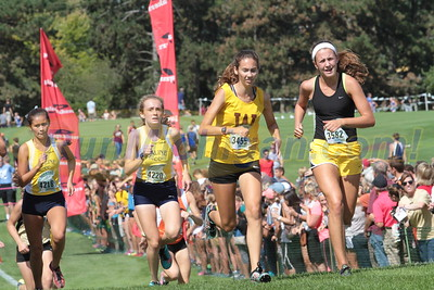 HS Girls Spartan Elite - 2016 MSU Spartan XC Invitational