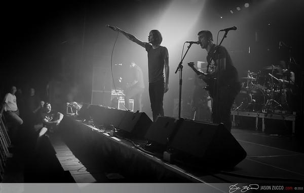 Evergreen Terrace - 2010 Persistence Tour