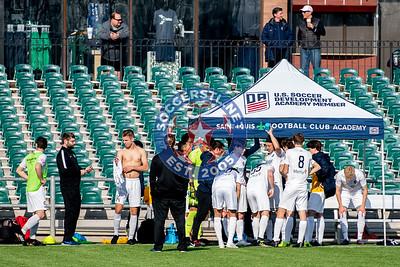 U19 Academy: Toronto FC at Saint Louis FC