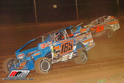 Sharon Speedway - 9/20/19 - Tommy Hein