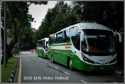 20081128 ~ 20081130 - LHS Retro Retreat 2008