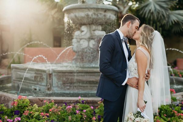 Brad + Kate | A Wedding Story