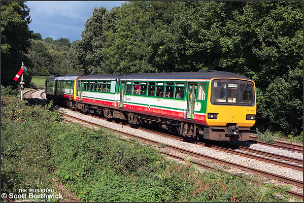 Class 143 (Alexander / Barclay Pacer): All Images