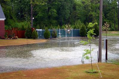 Cedar Ridge Flood - April 2007