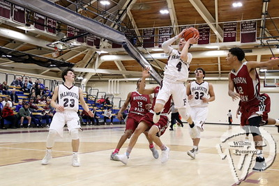 BOYS' BASKETBALL ■ vs. Madison Park — 3 . 1 - 2018