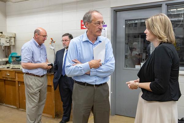 Wisconsin Economic Development Council visit