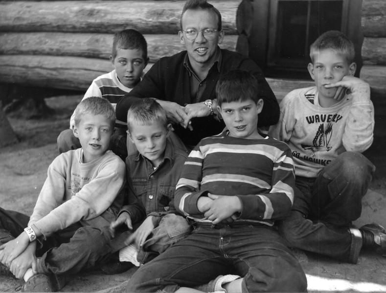 1951 Cub Cabin