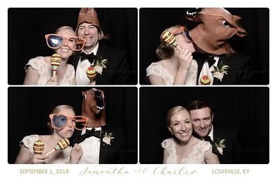LVL 2018-09-01 Samantha & Charlie
