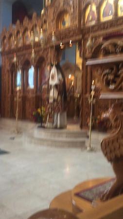 11.8.15 Feast Day of Aghios Demetrios, Metropolitan Demetrius GOC