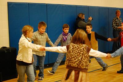 3rd Grade Square Dance