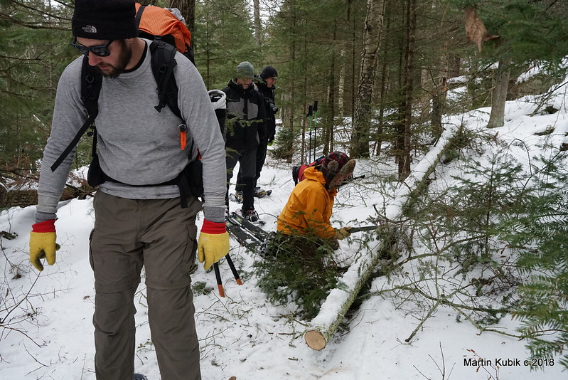 BWA Committee - we do good deeds whether at BWCAW or MN State Parks.