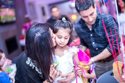 Samaira's 4th Birthday