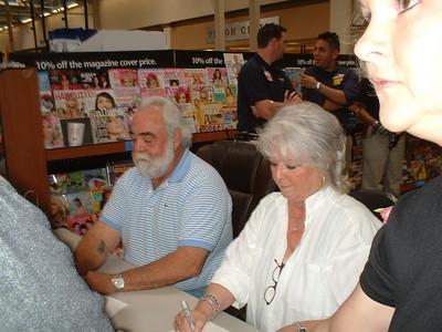 Paula Deen Book Signing