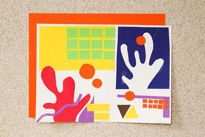 MS 7th-8th Art Papercuts 4-14-21
