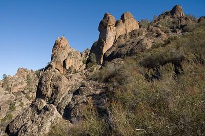 Pinnacles NM