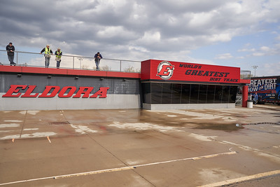 Eldora Speedway Lets Race Two 2021