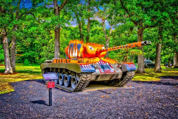 Cantigny Military Equipment