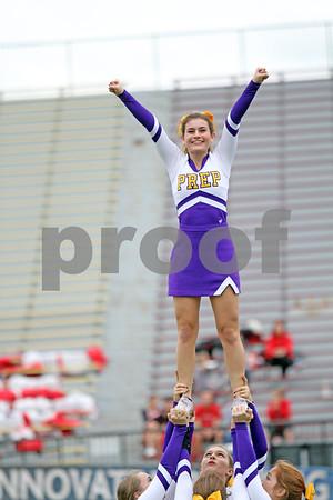 Scranton Prep Cheerleaders and Homecoming