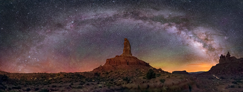 Castle Butte Panorama (1)