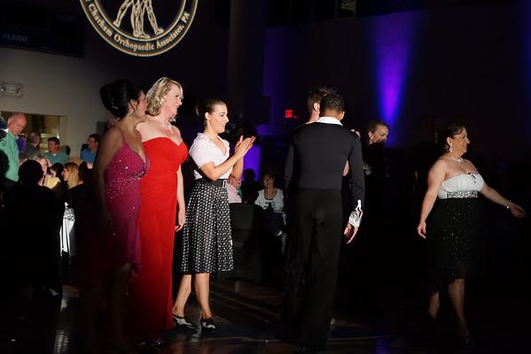 April 2015- Dancing Through the Decades Event