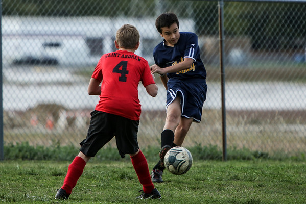 Nov 7 - Soccer Gold vs St Andrews R