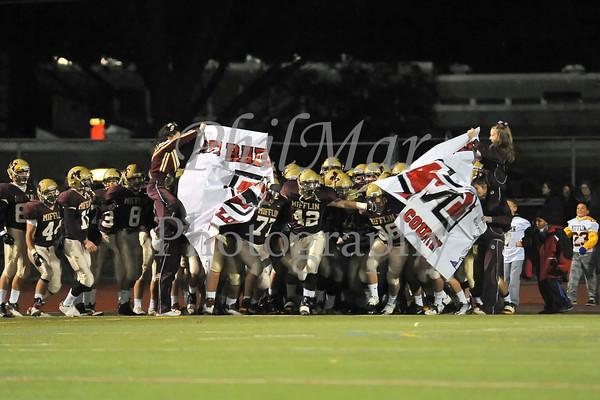Governor Mifflin VS Central York High School Football 2011 - 2012