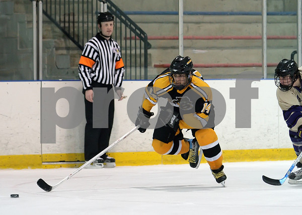 2007/08 Junior Bruins - Empire vs Monarchs - 11/2/07