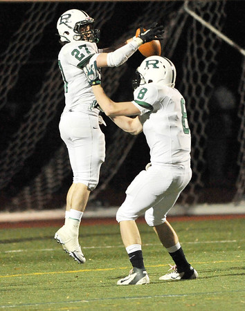 11-11-2011 Ramapo 20 at Pascack Valley 31 First Round North 1 Group 3