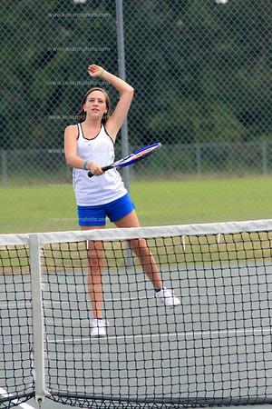 WBHS girls tennis 2012