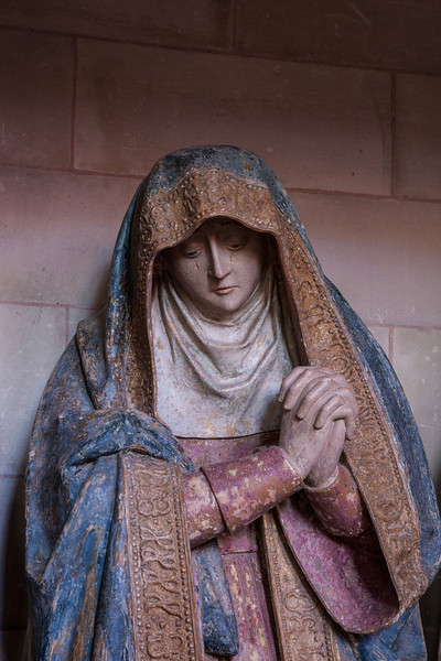 Neufchatel-en-Bray, Eglise Notre-Dame = The Entombment - The Virgin