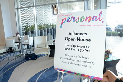 Cocktail Reception Hosted by Alliances