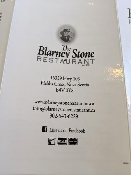 Blarney Stone menu 2.jpg
