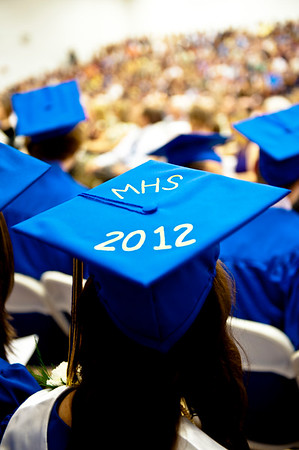 Milton High School Graduation 2012