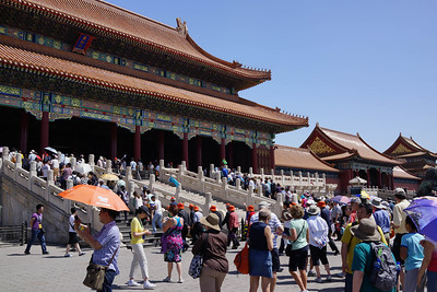 Beijing - Forbidden City, Tiananman Square