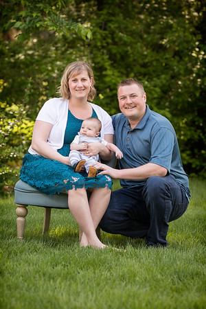 Naama and Tristin family