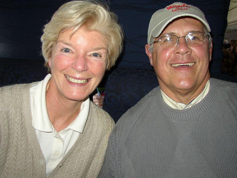 Grandma Diane & Grandpa Ron