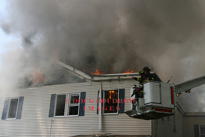 Lawrence, MA - 4th Alarm, 113 Prospect Street, 6-27-07